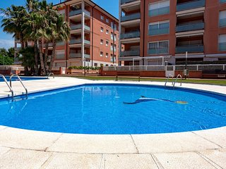 2 bedroom Apartment in La Platja de Calafell, Catalonia, Spain : ref 5633448