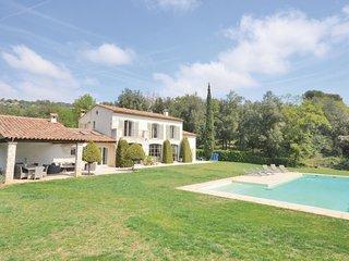 5 bedroom Villa in La Colle-sur-Loup, Provence-Alpes-Cote d'Azur, France : ref 5