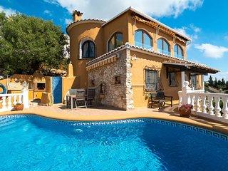 2 bedroom Villa in Benitachell, Valencia, Spain : ref 5629622