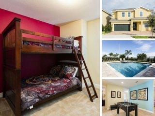 EC036-Fr2 10 Bedroom Encore Resort Villa With Pool