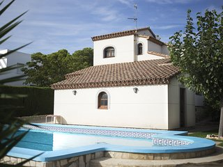 4 bedroom Villa in Las Tres Cales, Catalonia, Spain : ref 5644499