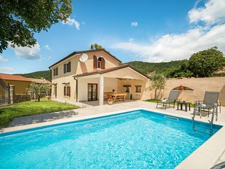 2 bedroom Villa in Brest, Istria, Croatia : ref 5643637