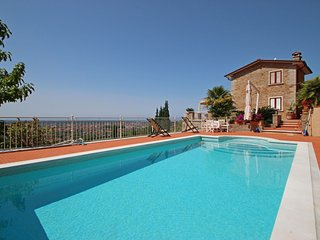 5 bedroom Villa in Vallecchia, Tuscany, Italy : ref 5643974