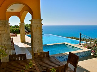 Villa TV04 Persephone - Stunning five bedroom villa with panoramic sea views