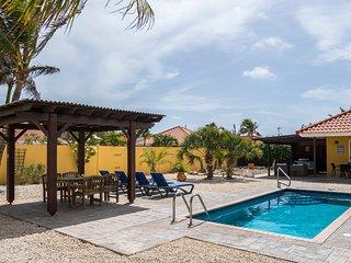 Luxury villa BibaBon with private pool