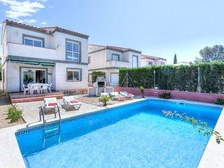 5 bedroom Villa in l'Ametlla de Mar, Catalonia, Spain : ref 5083769