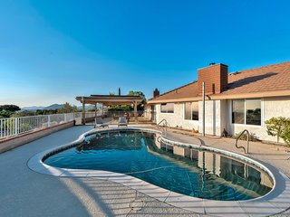 Wine Country Retreat,  Overlooking Temecula Wine Country.