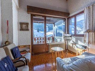 Appartement spacieux pour votre famille, skis aux pieds, au centre
