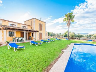 4 bedroom Villa in Can Picafort, Balearic Islands, Spain : ref 5505151