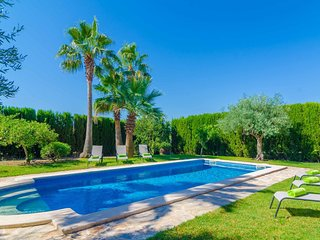 4 bedroom Villa in Vilafranca de Bonany, Balearic Islands, Spain : ref 5505187
