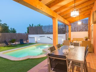 3 bedroom Villa in Selva, Balearic Islands, Spain : ref 5505691