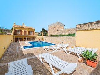 4 bedroom Villa in Santa Margalida, Balearic Islands, Spain : ref 5505689