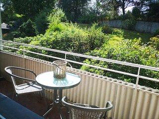 Ludenscheid-Ferienwohnung 3 Schlafzimmer mit Balkon neues Bad neue Kuche TOP