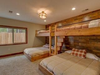 Tahoe Woods Villa