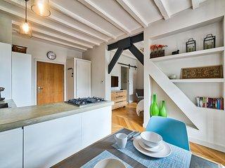 Marie Paradis Studio Apartment