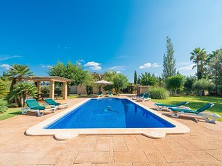 SENYORIU - Villa for 10 people in Sineu