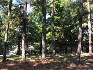 Eagle's Retreat Cabins on Kentucky Lake
