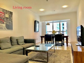 A cozy 2 bedroom in heart of Dubai Marina