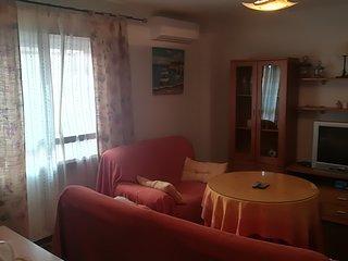 Apartamento bajo con dos dormitorios y dos baños