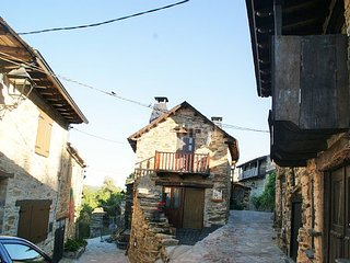 Nice house with balcony