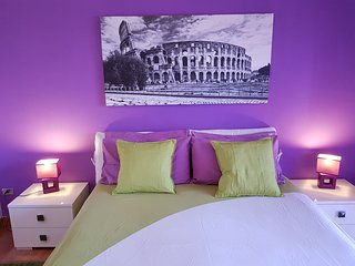 Splendida camera colorata - Beautiful colored room