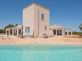 Holiday Villa CAN BLAU, 8 people.