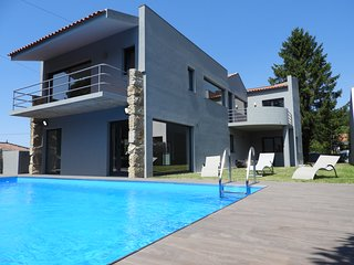 Afife Nastassja Duplex Villa - Mountain, Sea & Private Pool