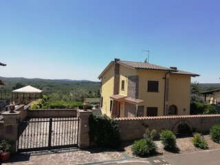 Luxury Villa near Rome with Private Pool Wi-Fi.