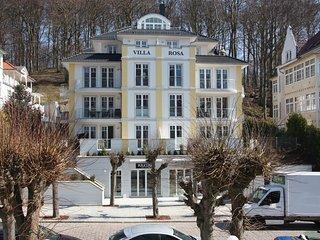 Ferienwohnung in der Villa Rosa Sellin