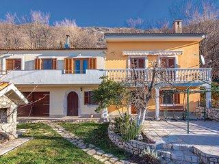 4 bedroom Villa in Veli Dol, Primorsko-Goranska Zupanija, Croatia : ref 5620512