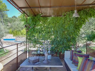 Villa de charme Danah avec  - terrasse et piscine privee