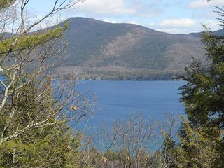 Woodland House at Lake George.  A true dream of a house. July weeks $200 off.