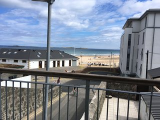 Atlantic Beach View 5 Portrush -Family holiday. East strand. Royal Portrush Golf