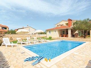 4 bedroom Villa in Mednjan, Istria, Croatia : ref 5667719