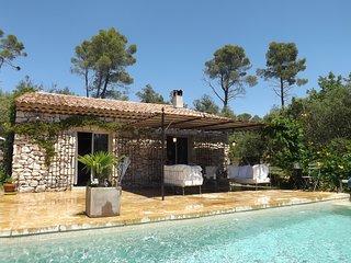 Villa Luxury Stone avec Terrasse et Piscine privee