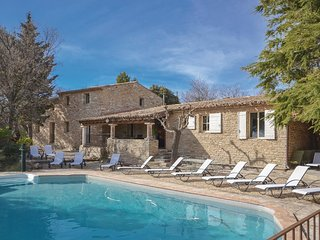 6 bedroom Villa in Murs, Provence-Alpes-Cote d'Azur, France : ref 5628676