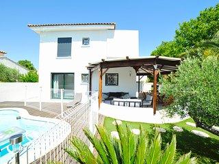 Magnifique Villa 4* piscine La Grande-Motte a 250m des plages