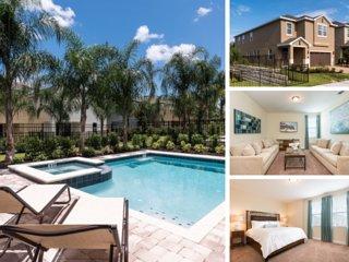 EC038 - 8 Bedroom Vacation Home at Encore Orlando