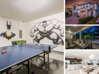 EC004 - 9 Bedroom Modern Villa