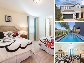 EC033-Stf 6 Bedroom Encore Resort Villa