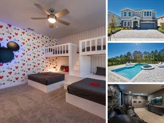 EC225- 8 Bedroom Encore Pool Villa