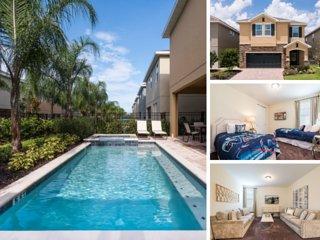 EC109 - 8 Bedroom Villa At Encore Orlando