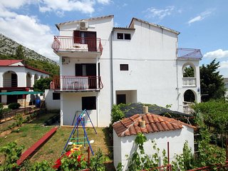 One bedroom apartment Starigrad (Paklenica) (A-6431-b)