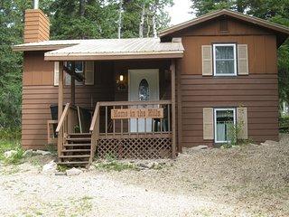 Terry Peak 3 BR Rental Home, Black Hills