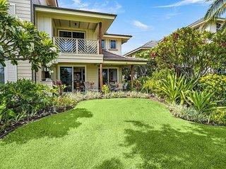 Waikoloa Beach Villas I1 - NEW  Amazing 3 Bedroom w/Golf Views & BBQ!!
