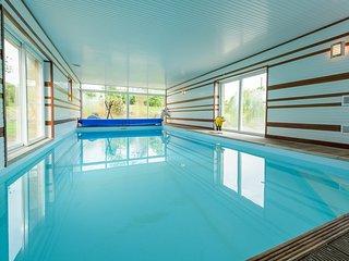 Villa Marine avec piscine Interieure chauffee 30°