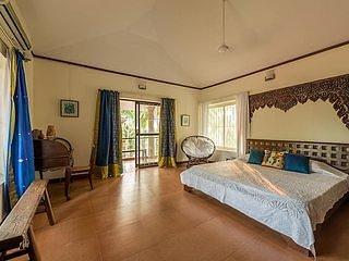 Ocean Bedroom (Bedroom 1)
