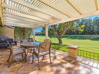 Tuscan Inspired Oasis! 2 master suites! Access to Golf, Pools, & Tennis!  Palm D