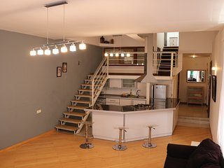 The best duplex appartment in yerevan