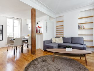 82. SPACIOUS 2BR FOR FAMILIES IN THE 6TH - BY LUXEMBOURG GARDENS - ST. GERMAIN